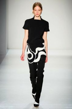 Victoria Beckham Autumn/Winter 2014-15, New York