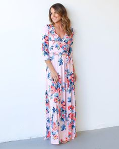 Caviana Maxi Dress