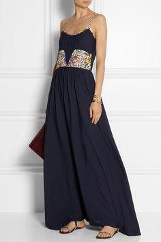Une robe printanière