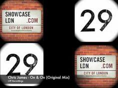 Chris James - On & On (Original Mix) - Off Recordings - ShowcaseLDN.com
