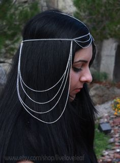 Layered head chain  love it!!!