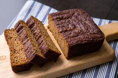The World's Best Gluten-Free Pumpkin Spice Bread | the Yellow Table
