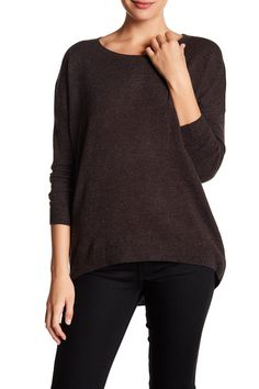 Hi-Lo Sweater