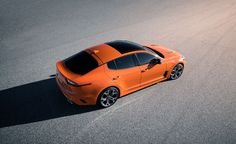 The 2019 Kia Stinger GTS AWD might just be the best of all possible versions of the Stinger. We break it down by the numbers after spending some time behind the wheel. Kia Stinger, Kia Motors, Harman Kardon, Bugatti Chiron, Sports Sedan, Rear Wheel Drive, Creature Comforts, Orange Crush, Twin Turbo