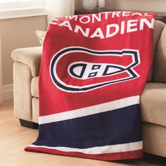 Aubaines En Ligne: Couverture Chauffante En Molleton Des #Canadiens De #Montréal Sunbeam 49,99$ LIVRAISON GRATUITE #amazon #hockey #nhl #lnh #GoHabsGo