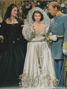 Scarlett & Charles Hamilton Wedding ~ Gone With the Wind