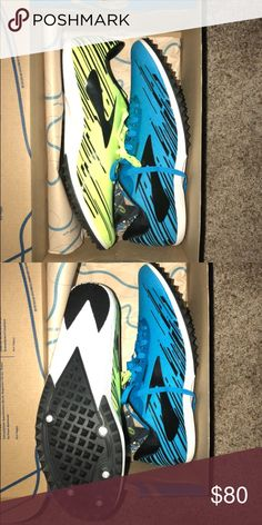 Brooks Mach 18 Track Spikes I am looking to find a new home for these brand