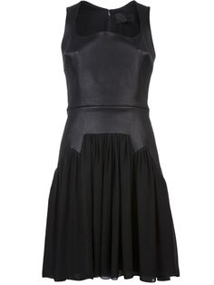 CUSHNIE ET OCHS Georgette Dress