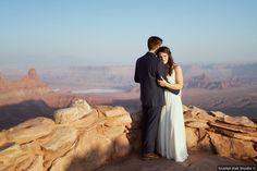 Desert wedding photography in Utah, beautiful destination weddings Destination Weddings, Romantic Weddings, Real Weddings, Country Club Casual, Elizabeth New Jersey, Fall Wedding, Utah, Wedding Photos, Wedding Inspiration