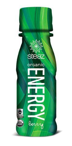 Steaz Organic Energy