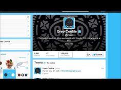 Oreo and social media