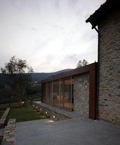 Casa Massimiliano Giari, Vicopisano (PI)