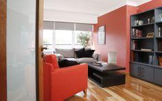 Penthouse - Milltown | RK Designs Living Area, Living Room, Penthouse Apartment, Shelving, Custom Design, Flooring, Contemporary, Interior Design, Dublin