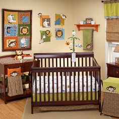 NoJo Crib Bedding Set, Zambia *** You can get more details by clicking on the image. (This is an affiliate link) #HomeDecor