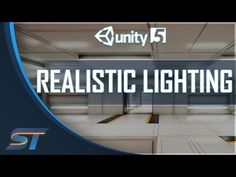 Secrets to Realistic Lighting / Rendering in Unity - YouTube
