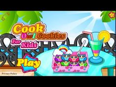 Cook Owl Cookies for Kids Game   Game for Kids and Children   Education ...