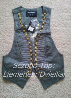 Įsigyk mano drabužį #Vinted http://www.vinted.lt/moteriski-drabuziai/liemenes/18115054-nauja-super-madinga-atmosphere-liemene