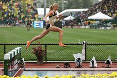 Olympic Trials Eugene 2012: Women's steeplechase. Photo © Kevin Morris Photography