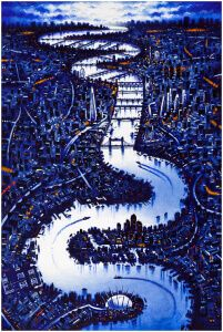 Thames - London - John Duffin