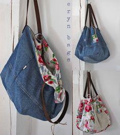 eryn bags original handmade bags | Predané Fabric Crossbody Bags, Fabric Bags, Tote Bags Handmade, Handmade Purses, Tote Bags For College, Potli Bags, Denim Handbags, Diy Handbag, Creation Couture