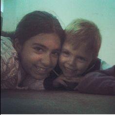 Con mi nene :))