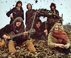 Fairport Convention: more folk than rock, but this IS the band that gave Richard Thompson his start, so . Linda Thompson, Richard Thompson, Full House, Rolling Stones, Folk Rock, Fairport Convention, Le Concert, Rock Groups, Progressive Rock