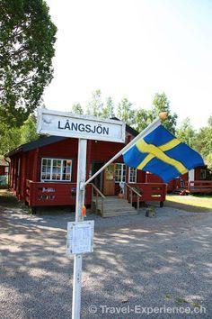 Småland für Camping-Freaks In Südschweden suchen viele Gäste die Stille und Schönheit der Natur. Das geht den Sommergästen so, aber auch Karin, Roger und Andy...