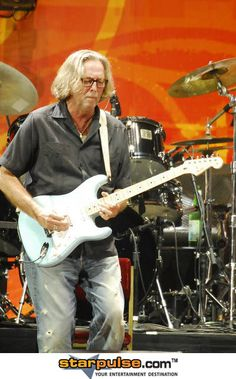 Eric Clapton ( The Yardbirds , John Mayall and the Bluesbraker, Cream ,   Blindfaith, Derek and the Dominoes , session and solo career ) guitar great