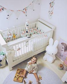 Mesebeli babaszoba a Ninu Pandora kisággyal!  ninu  pandora  babaszoba   gyerekszoba  kiságy  gyerekágy  fehér  baba  bútor  kidsroom  babyroom   nursery  cot ... cc63bf90f3