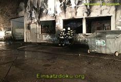 NEWS:  Herzogenrath: Großbrand einer Wäscherei in Merkstein