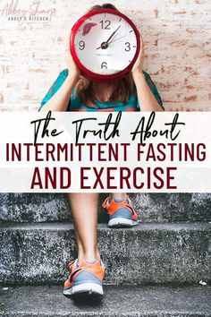 I share the 411 on intermittent fasting for athletes and exercise. Does this diet enhance or hinder your performance, and fitness level? Health And Fitness Tips, Health And Nutrition, Health And Wellness, Health Tips, Nutrition Articles, Nutrition Information, Healthy Food Habits, Reduce Bloating, Diet Reviews