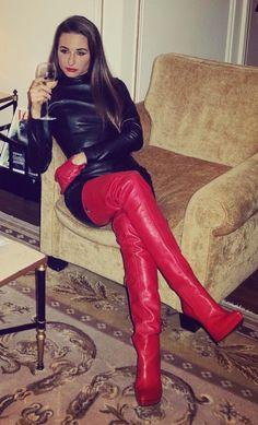 16 12 17 Mistress Adrienne in 2019 | Mode stiefel
