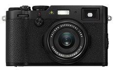 Fujifilm Kompaktkamera mit 243 Megapixel X-Trans CMOS III Sensor schwarz Sony, New Electronic Gadgets, Cameras Nikon, Latest Camera, Carte Sd, Fixed Lens, Best Digital Camera, Smartphone, Filter
