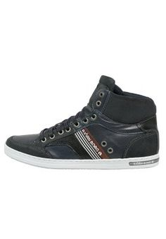 Björn Borg GOOLD UP MID - High-top trainers - navy for £90.00 (10/05/15) with free delivery at Zalando