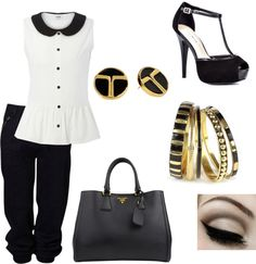 """""""a simple day.."""" by titti-caraveo on Polyvore"""