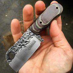 Lion's Den Blades - Pocket Cleaver