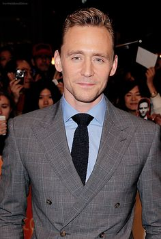 Tom Hiddleston - High-Rise premiere