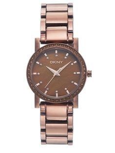 DKNYLadies Brown Watch