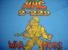 Never mess with an armed Hog.