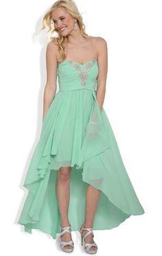 Juniors High Low Prom Dresses Debs