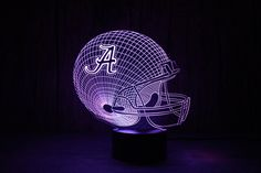 Limited Edition Roll Tide 3-D LED Night Lamp