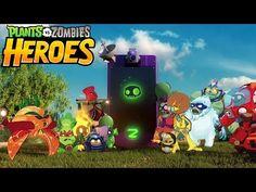 Plants vs Zombies Heroes, un nuevo juego para seguir disfrutando - http://www.actualidadgadget.com/plants-vs-zombies-heroes-un-nuevo-juego-para-seguir-disfrutando/