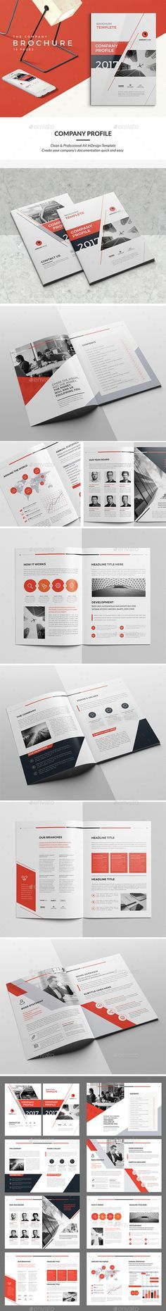 Get an attractive trifold or bifold brochure design skype - format of company profile