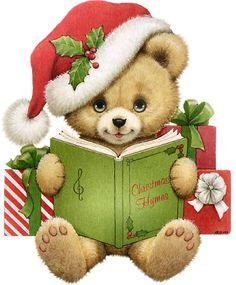 Ruth Morehead Tubes | ours qui lit une livre
