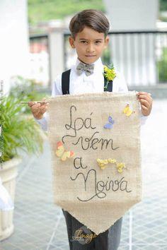 Papo de Noivas ♥: Noivas do Papo: Iana e seu lindo casamento pela manhã! ♥
