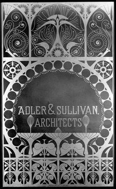 Adler & Sullivan - Office Door