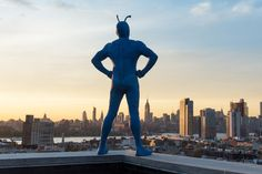 The First Trailer for Amazon's 'The Tick' Reboot Is Here