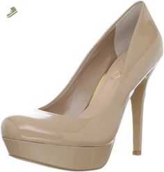 Jessica Simpson Women's Given Platform Pump, Nude, 10 M US - Jessica simpson pumps for women (*Amazon Partner-Link)