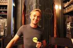 """Tom Felton Would Love To Star In A """"Harry Potter"""" Remake"""