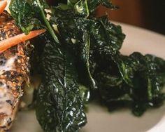 Firebirds Fried Spinach